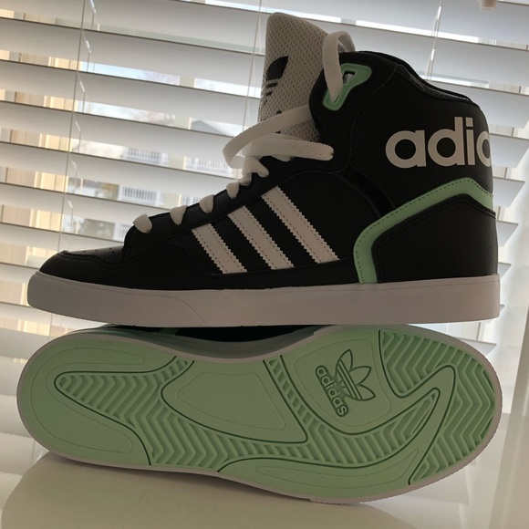 Zapatillas adidas Originals extaball High Top zapatilla poshmark